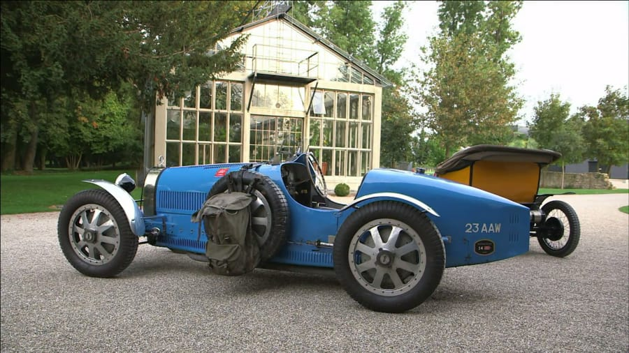 Cars that Rock - Bugatti