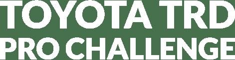 Toyota TRD Pro Challenge