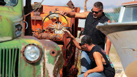 Vegas Rat Rods - Fuel to the Fire