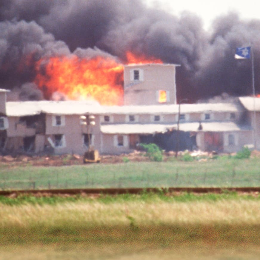 Waco Standoff: As We Watched