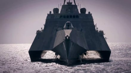 Impossible Engineering - US Navy's Super Ship