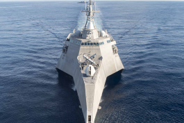 Impossible Engineering - 7 Facts about Littoral Combat Ships