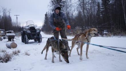 Yukon Men - Running on Empty