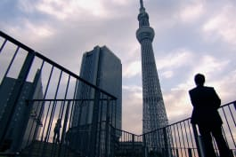Impossible Engineering - Five Amazing Facts About the Tokyo Skytree