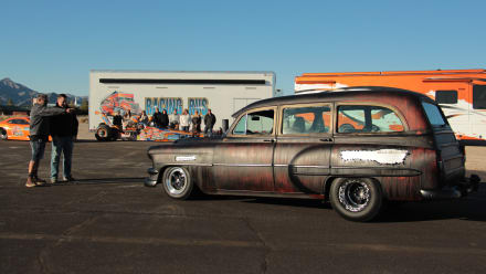 Vegas Rat Rods - Shredding Metal