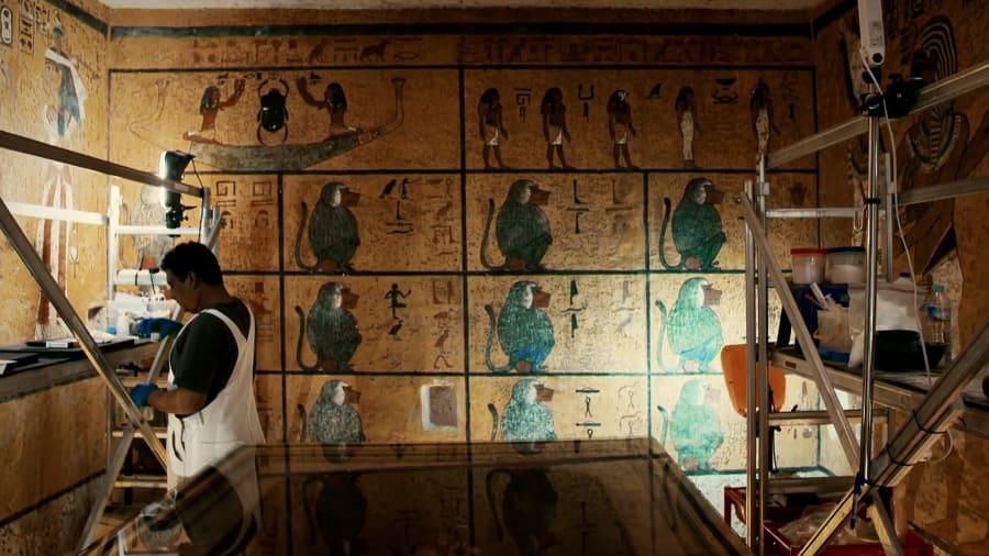 Unearthed - Tut's Buried Secrets