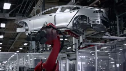 Impossible Engineering - Inside the Tesla Factory