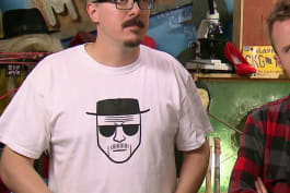 MythBusters - Breaking Bad Special