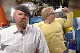 MythBusters - Thermite vs. Ice