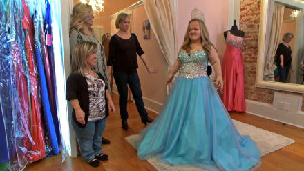 7 Little Johnstons - A Little Girl in a Pageant World