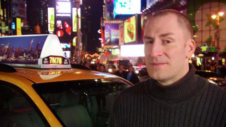 Cash Cab - It is the Cash Cab!