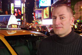 Cash Cab - It is the Cash Cab!