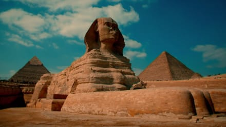 Unearthed - Secret History of the Sphinx