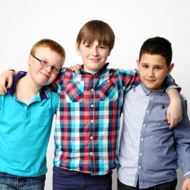 Kids With Tourette's