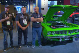 Graveyard Carz - The Phantom 'Cuda Rides Again