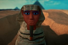 Unearthed - The Face Behind the Great Sphinx of Giza
