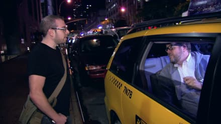 Cash Cab - Don't Feed Ben After Midnight!