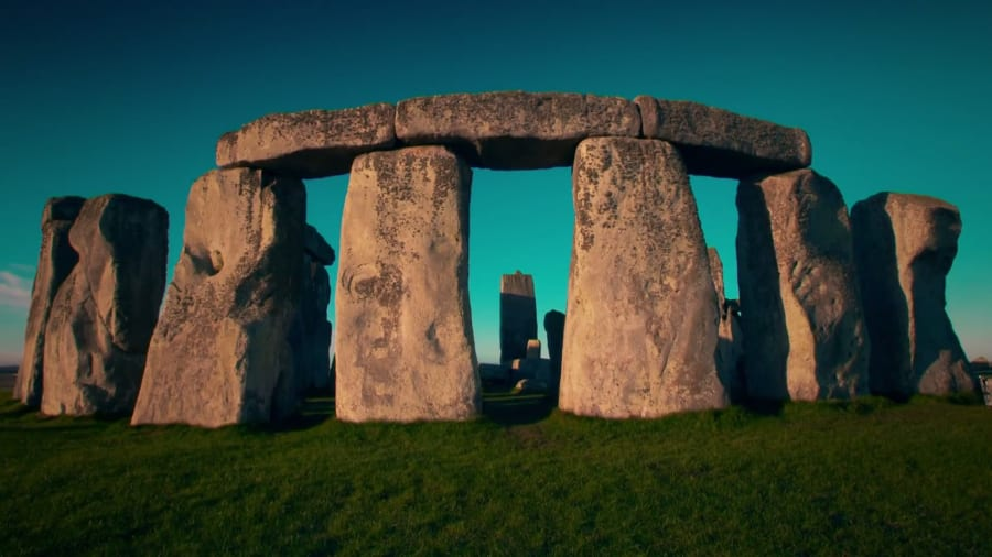 Unearthed - Ghosts of Stonehenge
