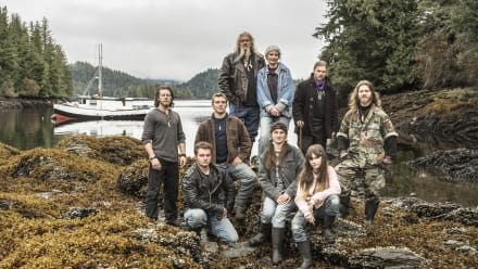 Alaskan Bush People - Raised Wild