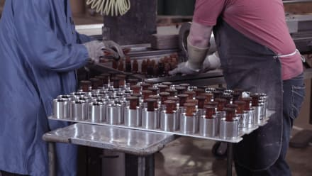 How It's Made - Skateboard Wheels, Baklava & Galactoboureko, CO2 Scrubbers, & Honey Candles