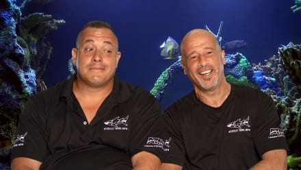 Tanked - Extreme Pond Off! Wayde vs. Brett