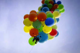 Outrageous Acts of Danger - Balloons of Hazard