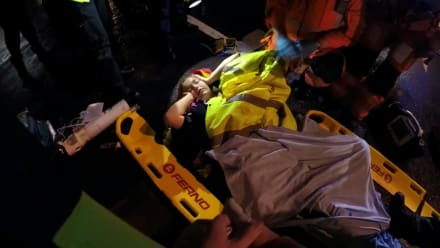 Trauma: Seconds to Live - Crushed By a Forklift