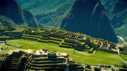 Unearthed - Hidden City of the Incas