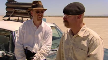 MythBusters on Science - Jet Assisted Chevy