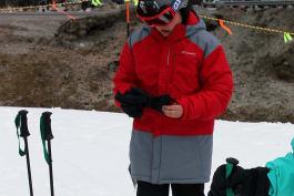 Kate Plus 8 - Kate Goes Skiing... Sort Of...