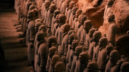 Unearthed - Treasures of the Terracotta Army