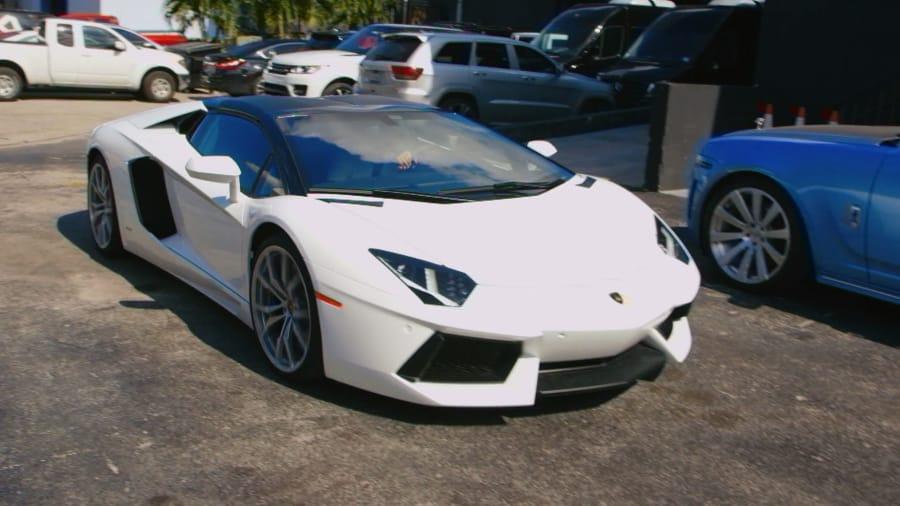 The Auto Firm with Alex Vega - Beto Perez's Lamborghini Aventador