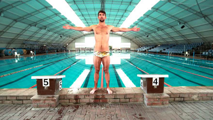 Shark Week - Phelps Vs. Shark: Behind the Fin