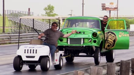 Fast N' Loud - Monkey Business Dragster