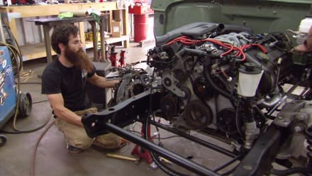 Fast N' Loud - Frankensteined Ford