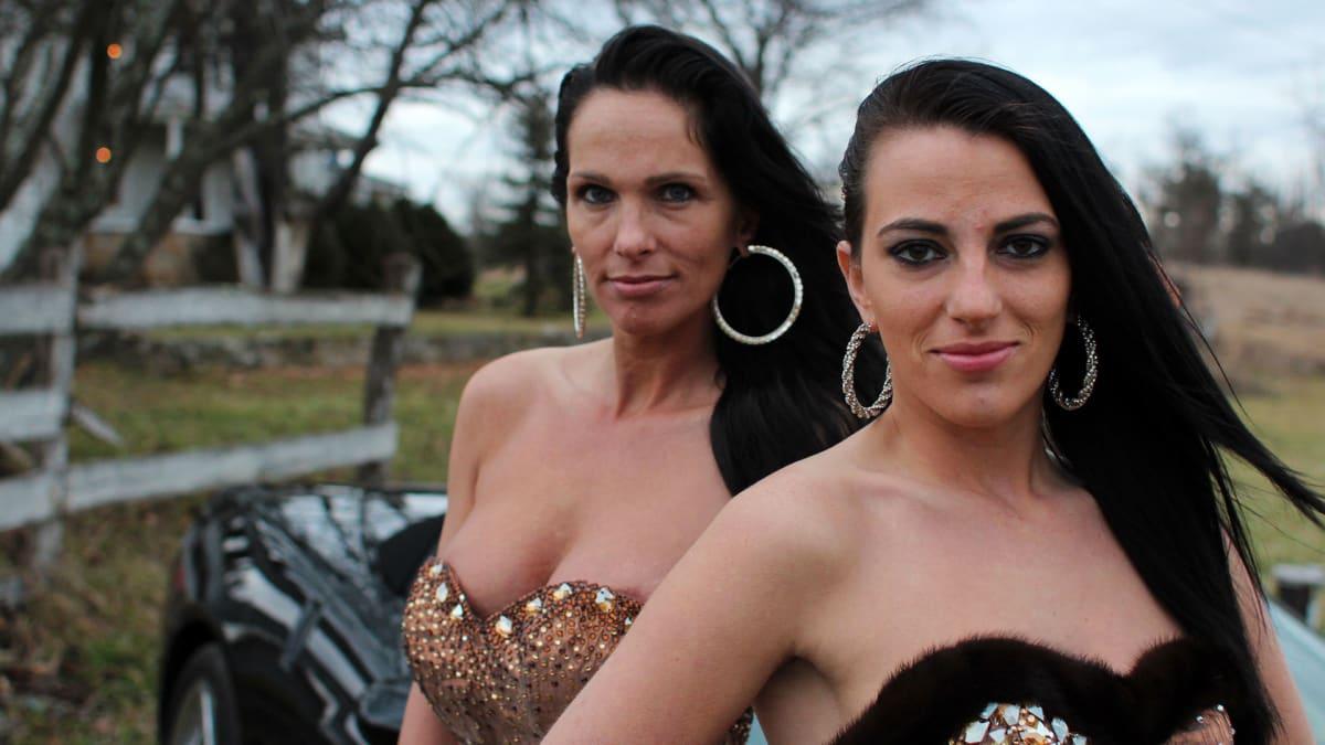 Wild Gypsy Mellie  My Big Fat American Gypsy Wedding-8747