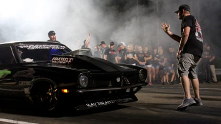 Street Outlaws: New Orleans - Back in Black