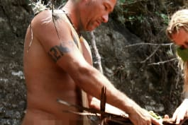 Naked and Afraid - Texan Torture