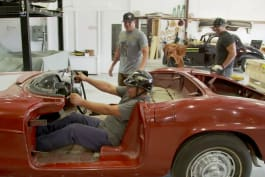 "Iron Resurrection - '62 Corvette ""Fuelie"""