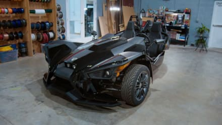 The Auto Firm with Alex Vega - Teyana Taylor's Polaris Slingshot