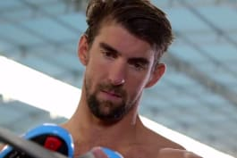 Shark Week - 5 Things We Learned When Michael Phelps Raced A Shark