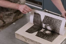 How It's Made - Office Chairs, Vinobrew, Reconditioned Sander Drums, and Lithographs