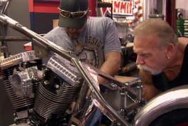 American Chopper - Now or Never