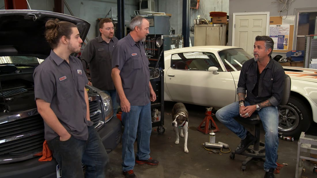 Garage Rehab Watch Full Episodes More Discovery
