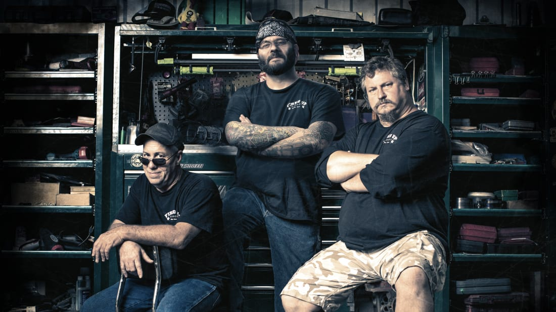 Catch Up On Misfit Garage