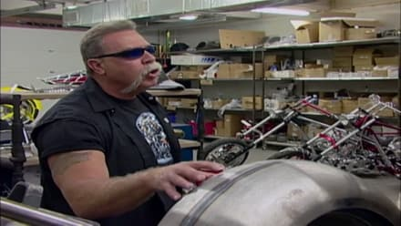 American Chopper - Firebike 2