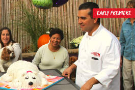 Cake Boss - Quinceaneras, Quarterbacks and K9's