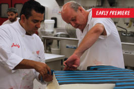 Cake Boss - Soccer and Mary's Big Break