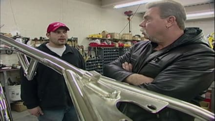 American Chopper - Race Car 2