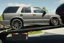 The Auto Firm with Alex Vega - Iman Shumpert's Chevy Blazer